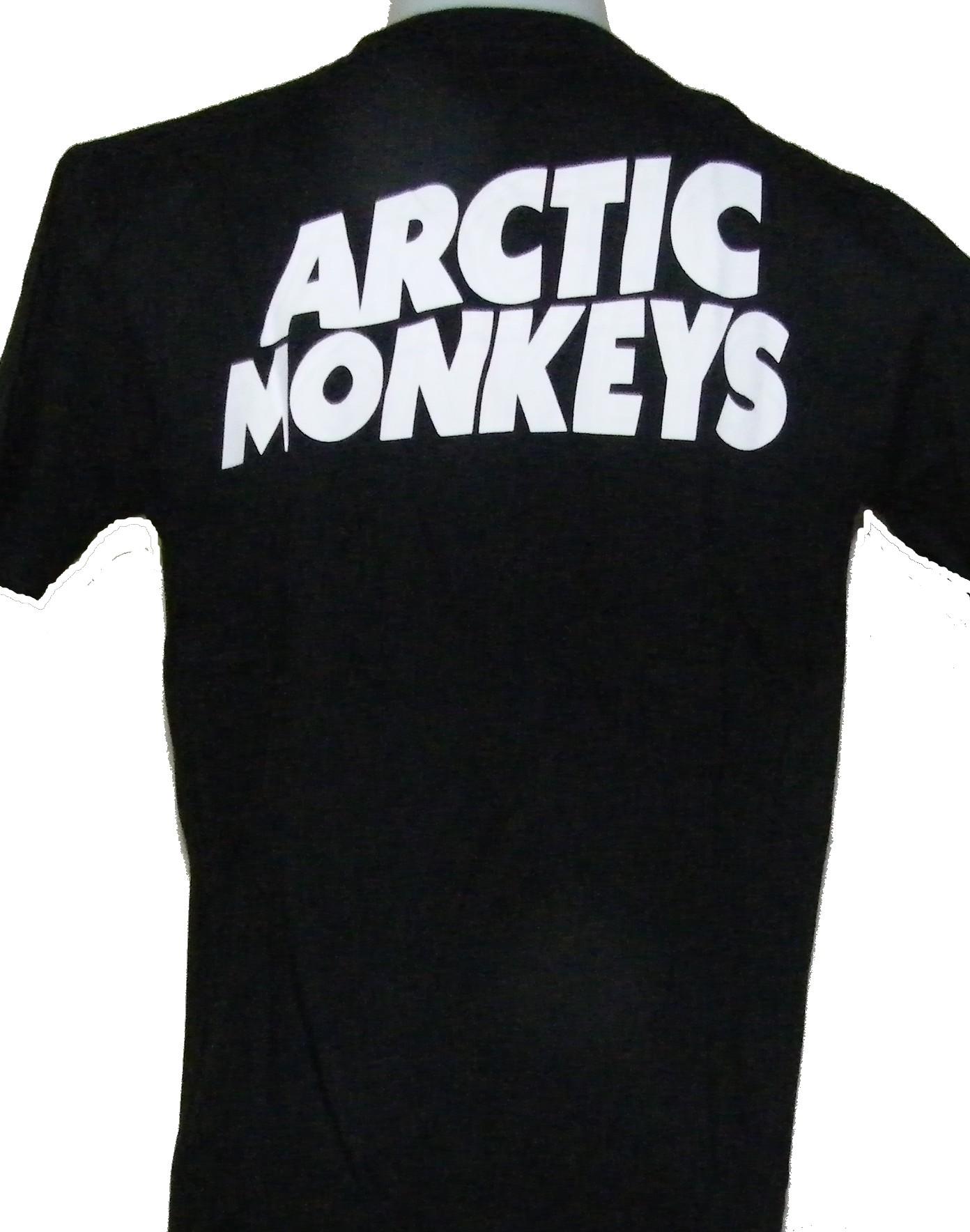 Arctic Monkeys T Shirt Size L Roxxbkk Hoodie