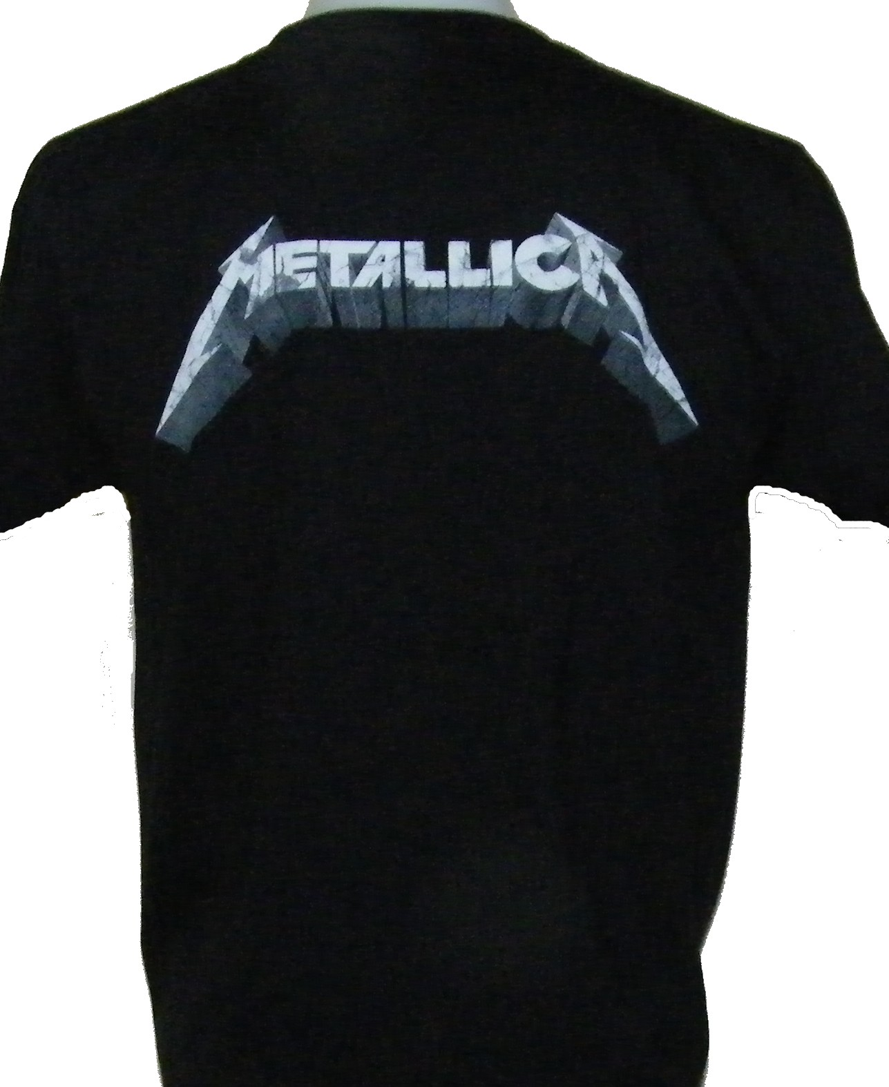 metallica t shirt master of puppets size xl roxxbkk. Black Bedroom Furniture Sets. Home Design Ideas