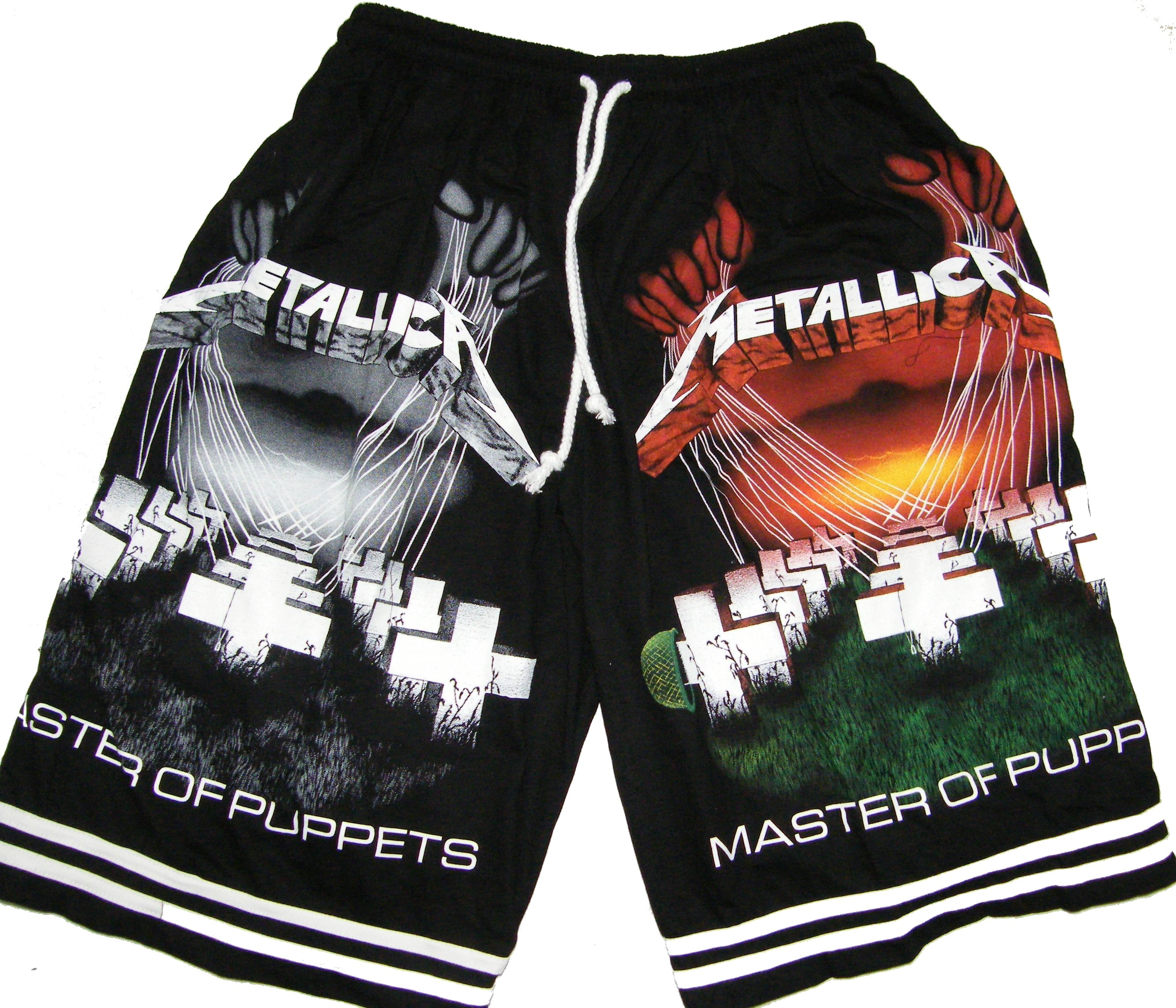 Find great deals on eBay for Metallica Shorts in Shorts for Men. Shop with confidence.