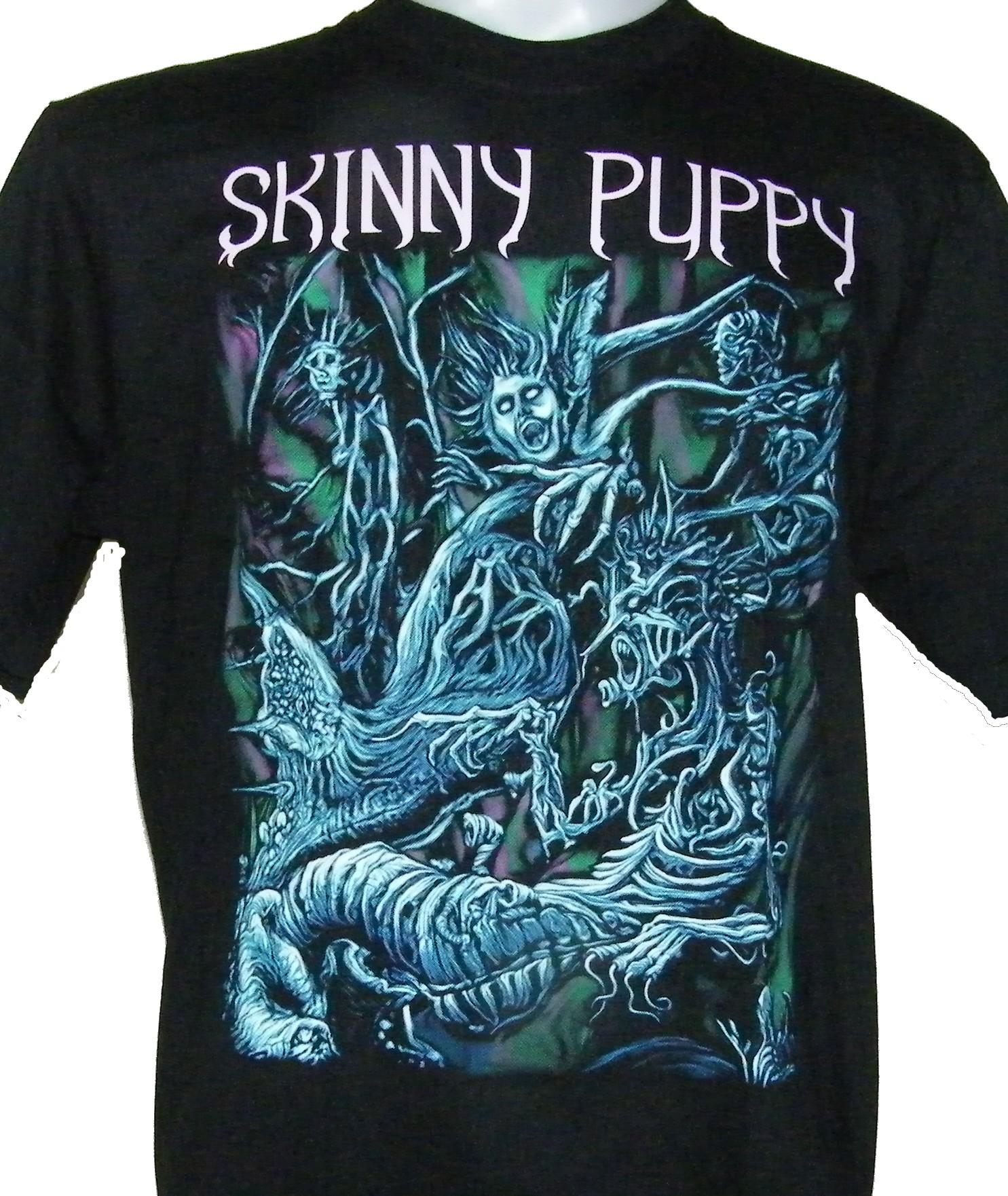 035d50697cbb Skinny Puppy t-shirt size XXXL – RoxxBKK