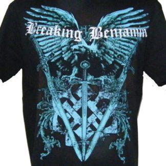 18892b556 Breaking Benjamin t-shirt size XL
