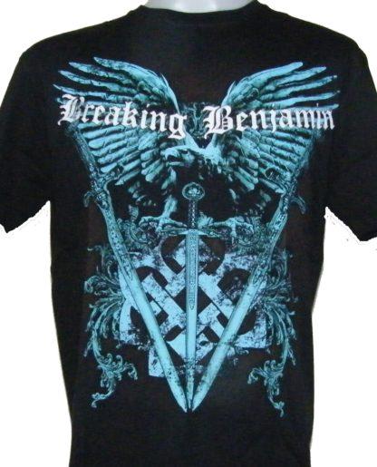 4c9c0b6c6 Breaking Benjamin t-shirt size XL – RoxxBKK