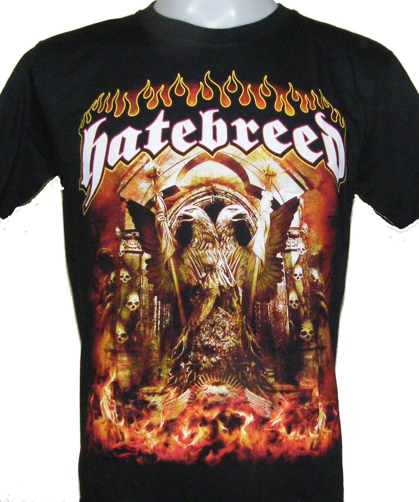 HATEBREED Driven Black T-Shirt