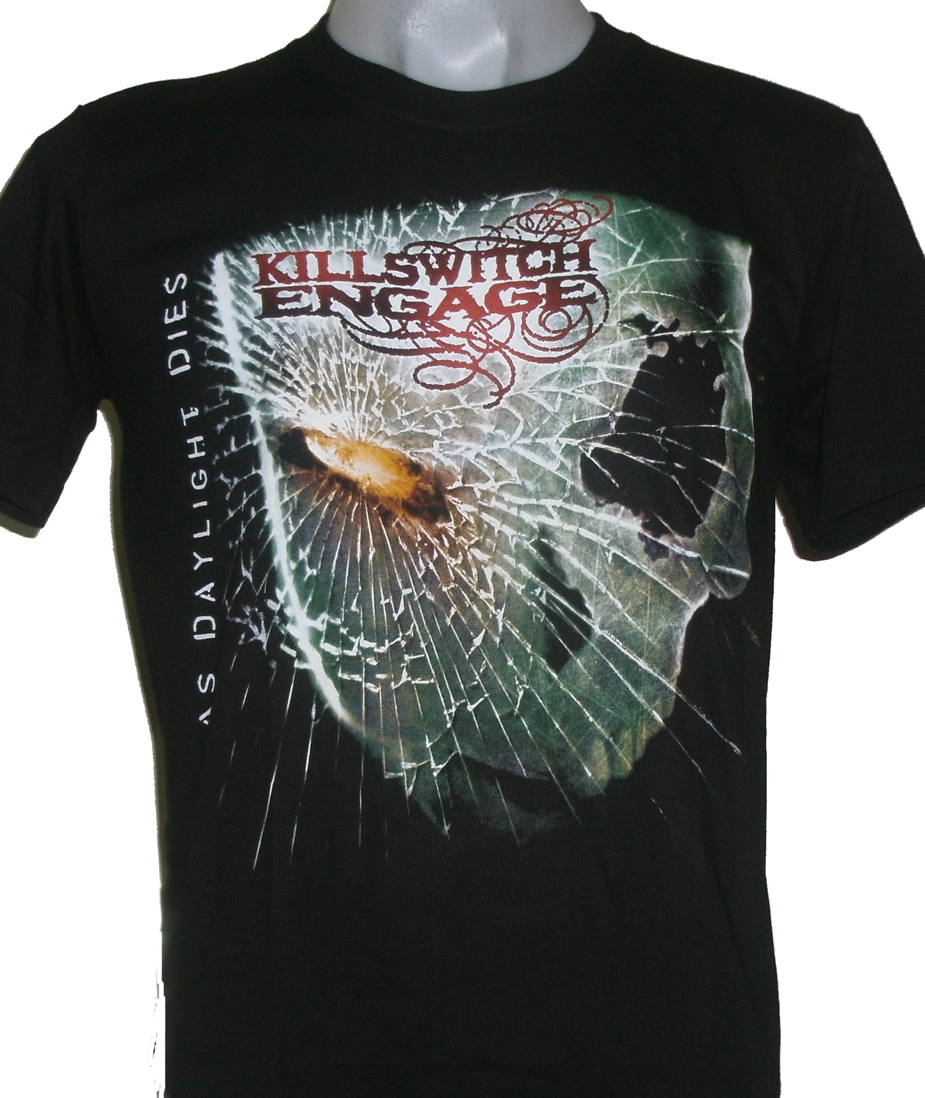 8c78ac747 Killswitch Engage t-shirt As Daylight Dies size L