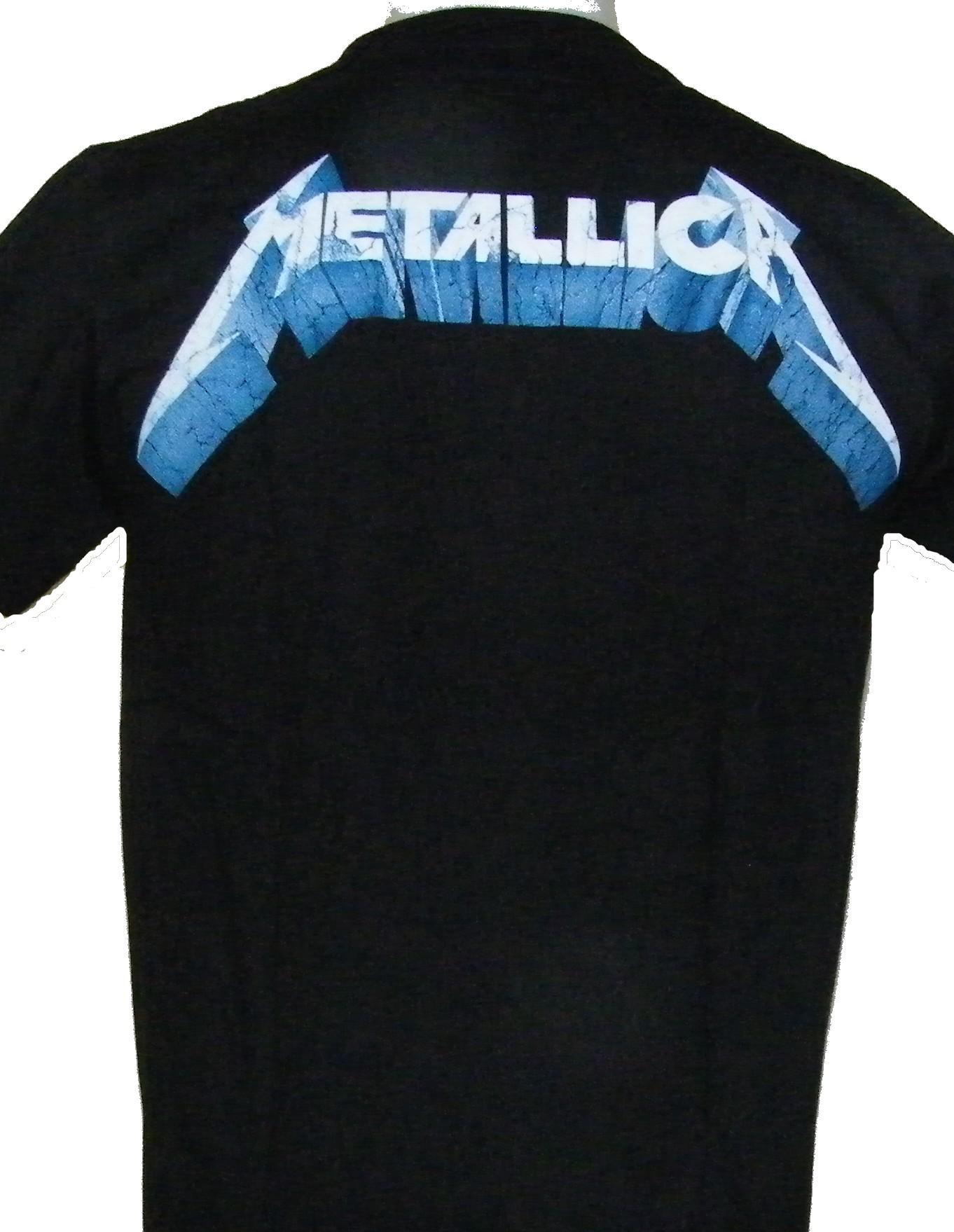 40cf3f7b9 Metallica t-shirt size S – RoxxBKK