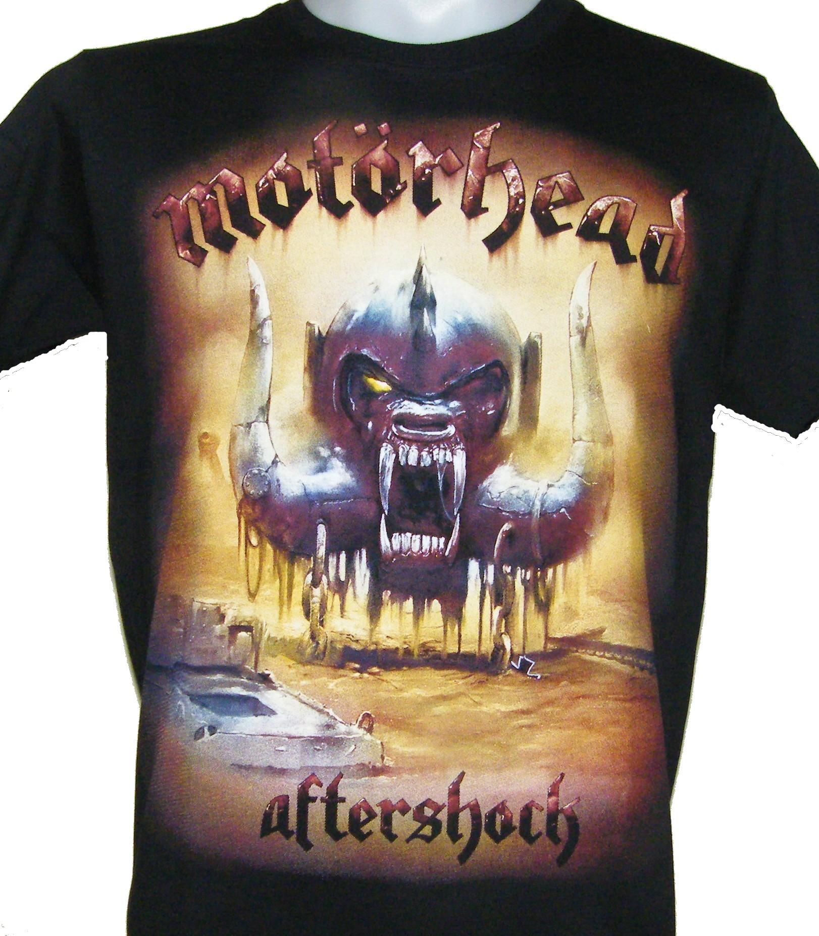 057b7fff846f Motorhead t-shirt Aftershock size L – RoxxBKK