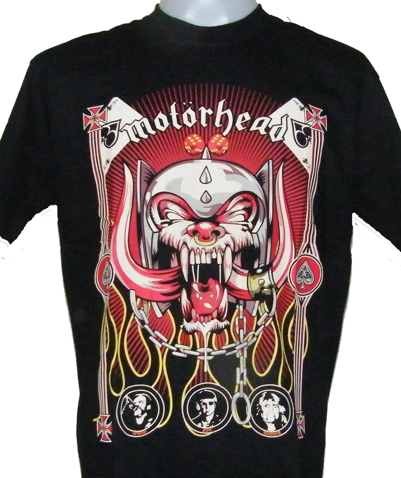 1d6d562bb13e Motorhead t-shirt size L – RoxxBKK