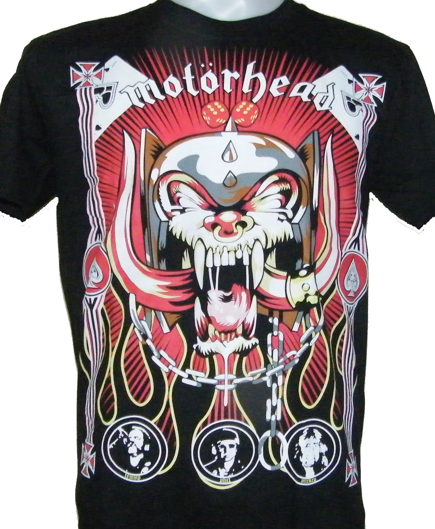 eee7d48334f3 Motorhead t-shirt size XL – RoxxBKK