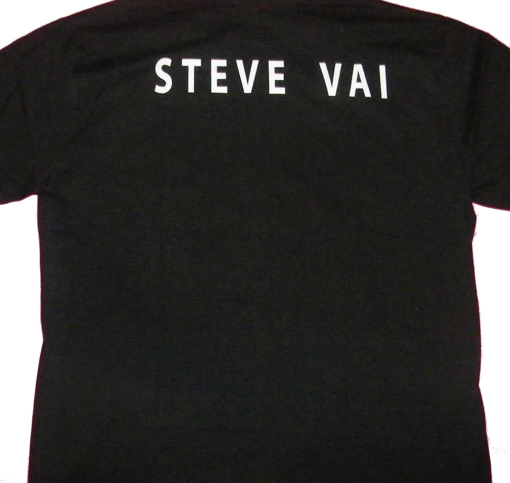 Xl T Shirt Steve Size Vai 1J3TKlcF