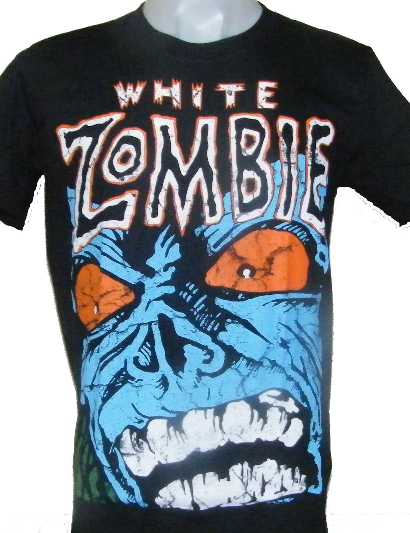 White zombie hoodie
