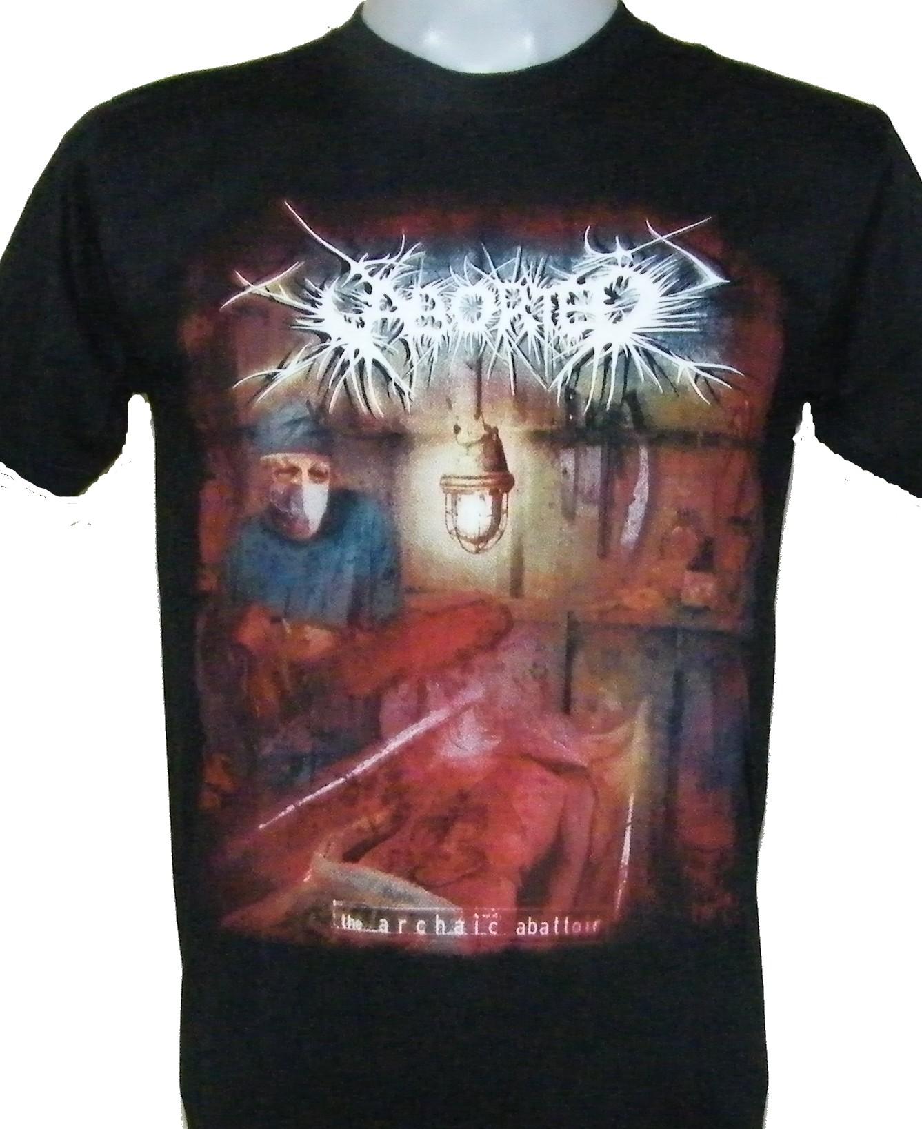 69af8ed8f Aborted t-shirt The Archaic Abattoir size M