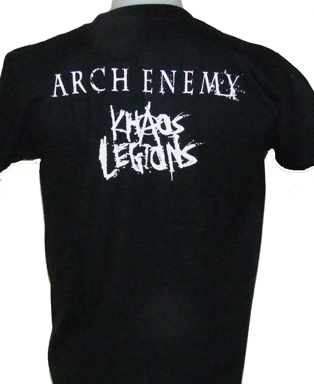dd4bc0820 Arch Enemy t-shirt Khaos Legions size M – RoxxBKK