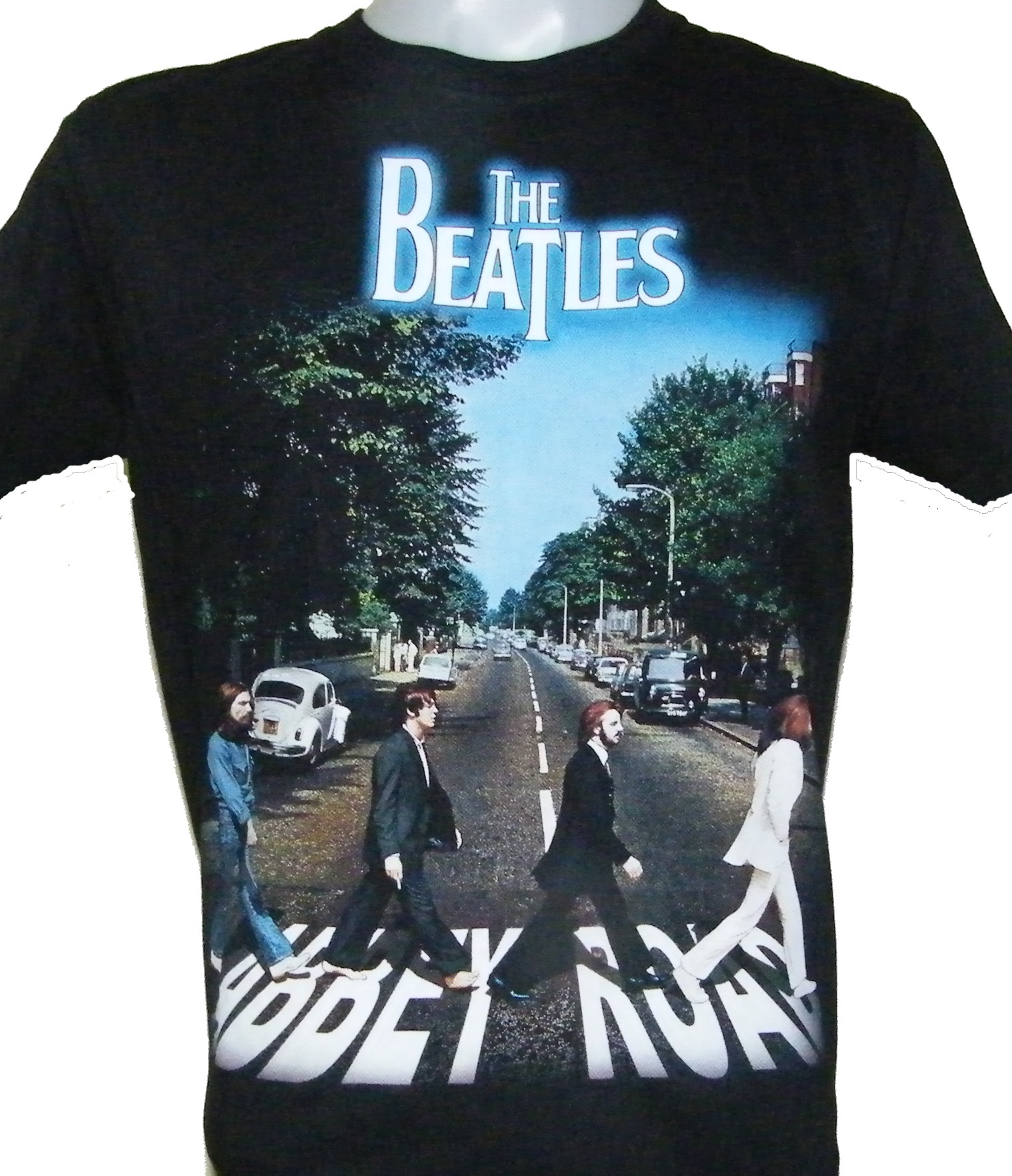 The Beatles t shirt Abbey Road size M