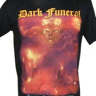 498afcd6a Dark Funeral t-shirt Angelus Exuro pro Eternus size M