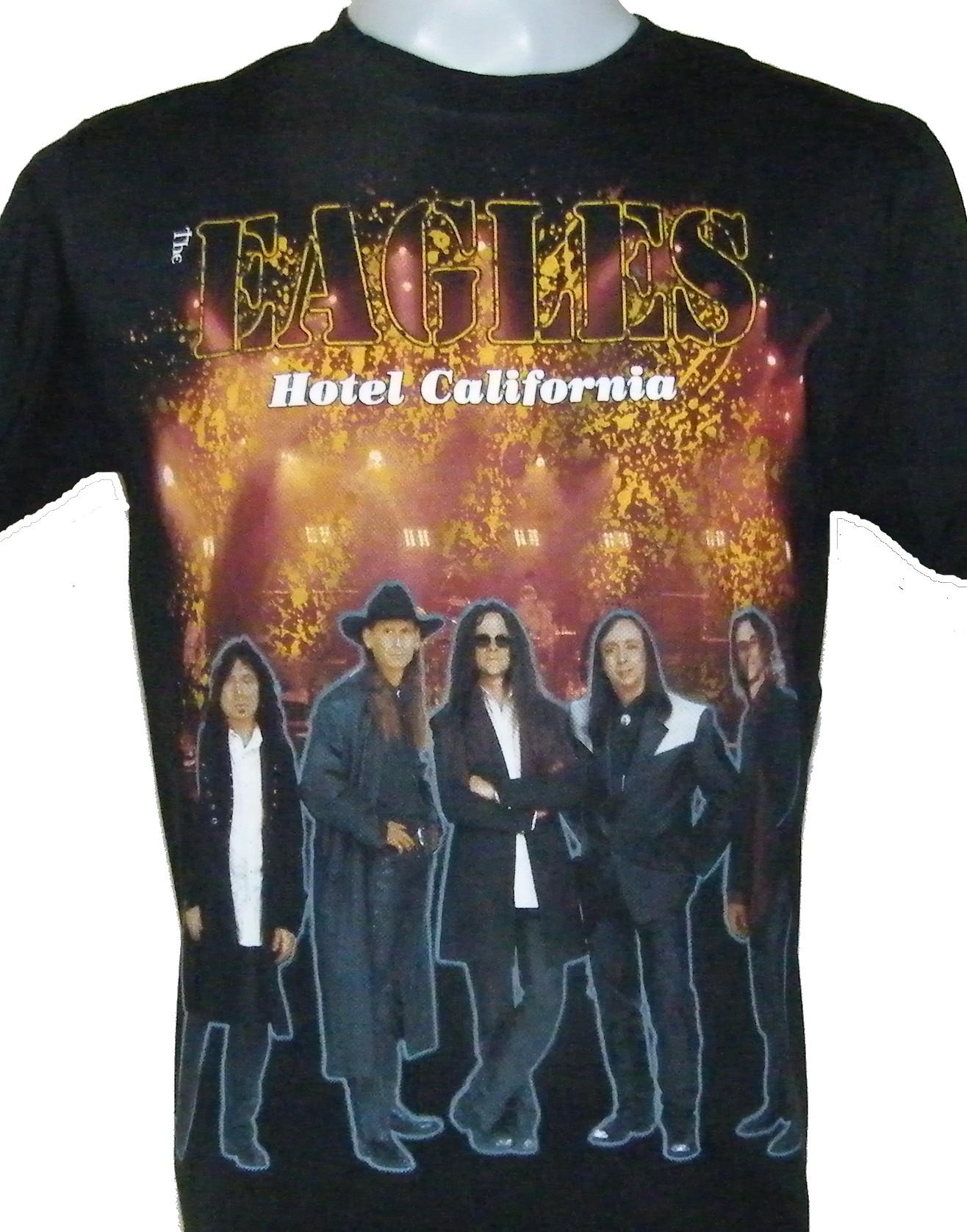 California The Shirt Hotel Roxxbkk Eagles L T – Size GqSUVzpM