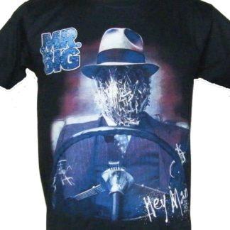 670b66033 Mr.Big t-shirt Hey Man size M