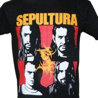 d14eb6ad5 Sepultura t-shirt size M