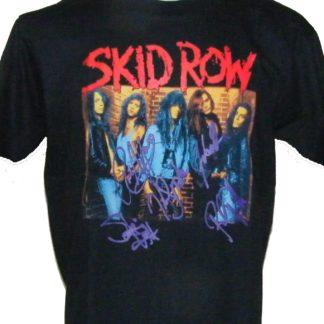 29e3923c8 Skid Row t-shirt size L