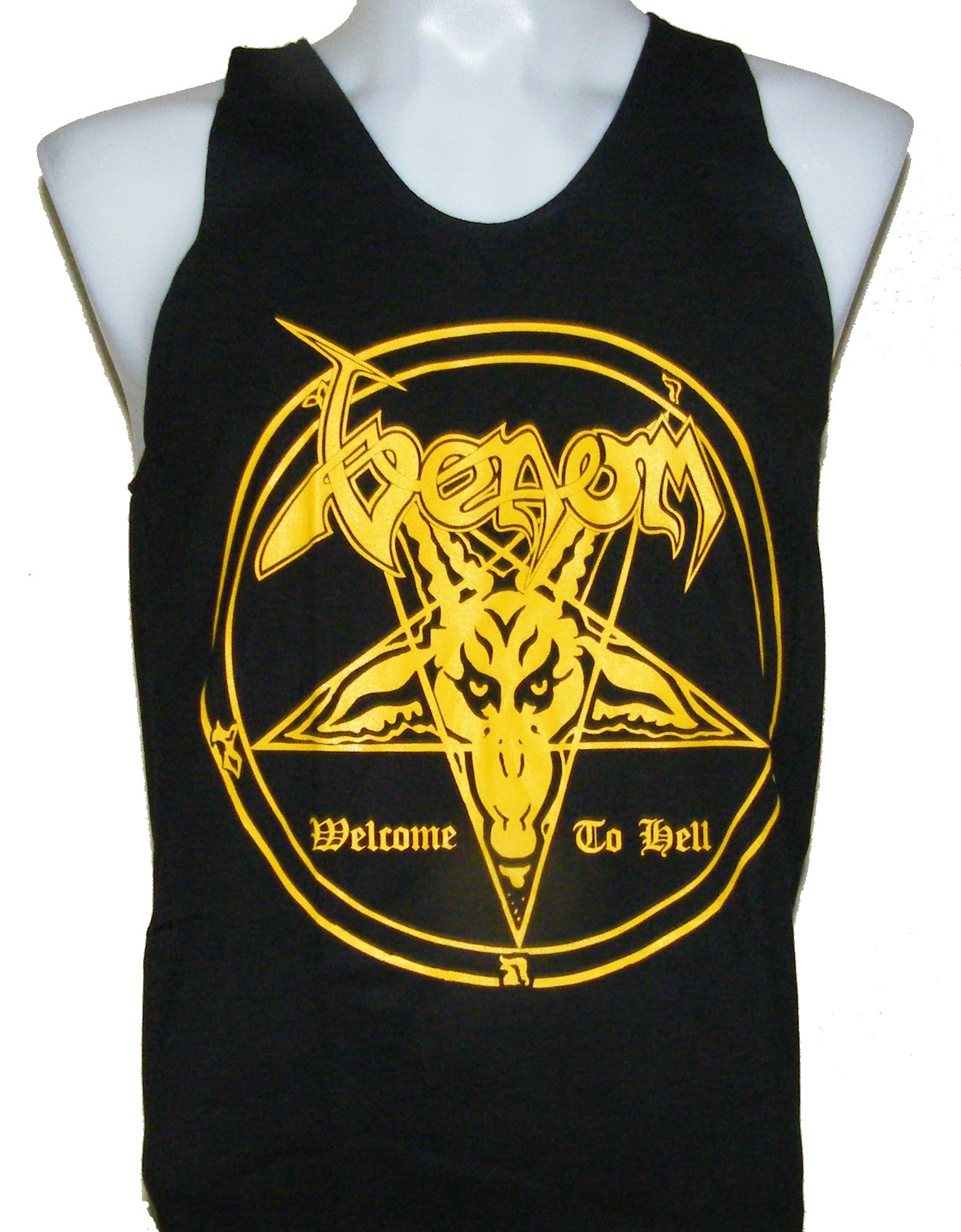 Kleidung & Accessoires T-shirts Welcome To Hell T-shirt Venom