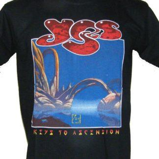 54ce277af Yes t-shirt Keys to Ascension size M