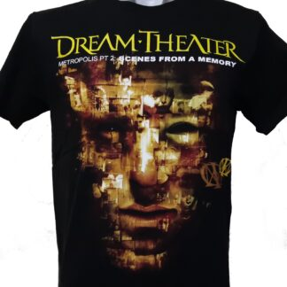 Dream Theater T Shirt Metropolis Pt 2 Scenes From A Memory Size M Roxxbkk