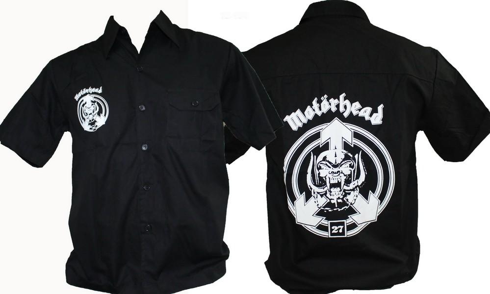 "1c482c01ed0e SMALL SIZES!"" Motorhead shirt size XXL – RoxxBKK"