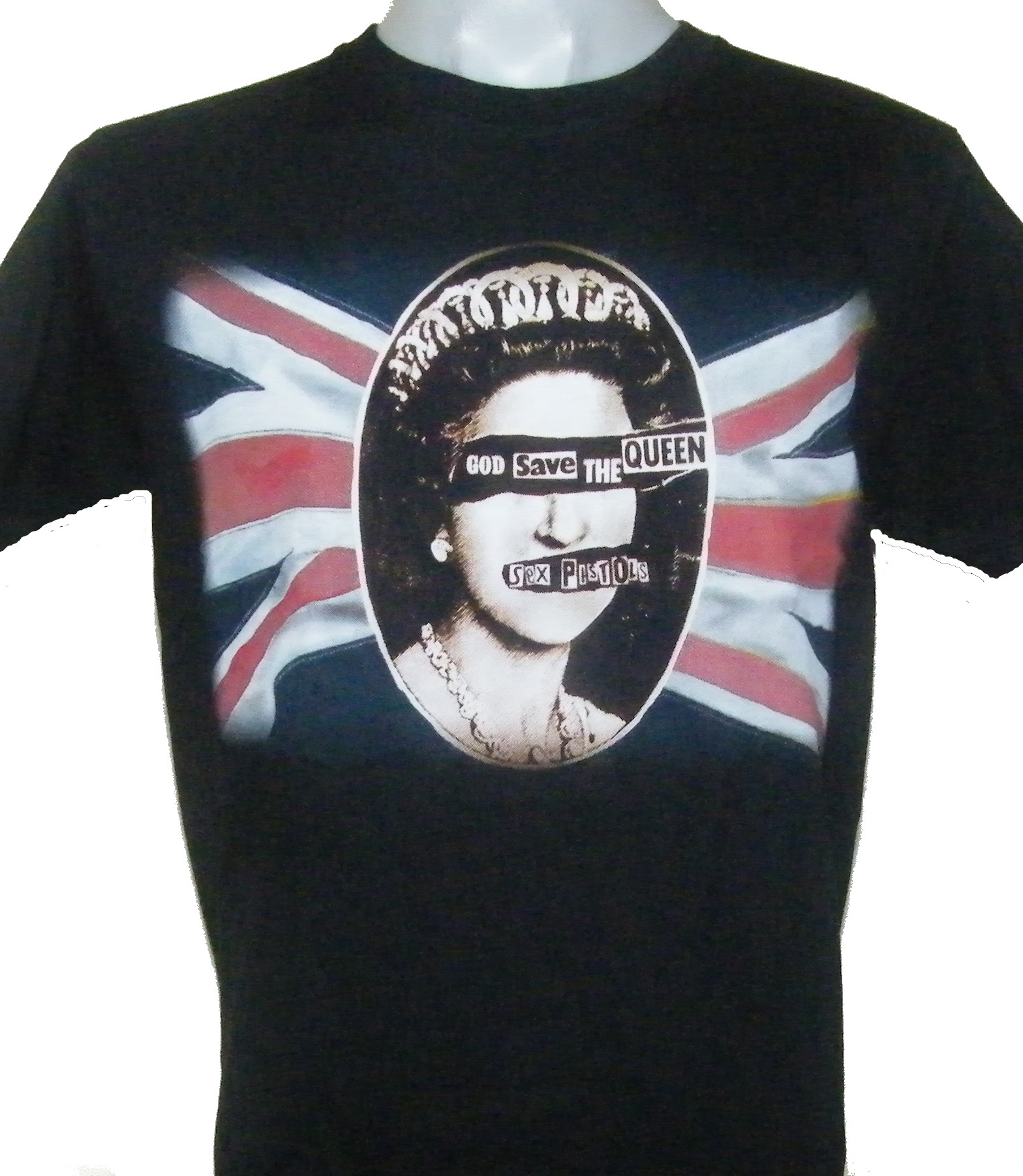 Absolute cult sex pistols men's god save the queen