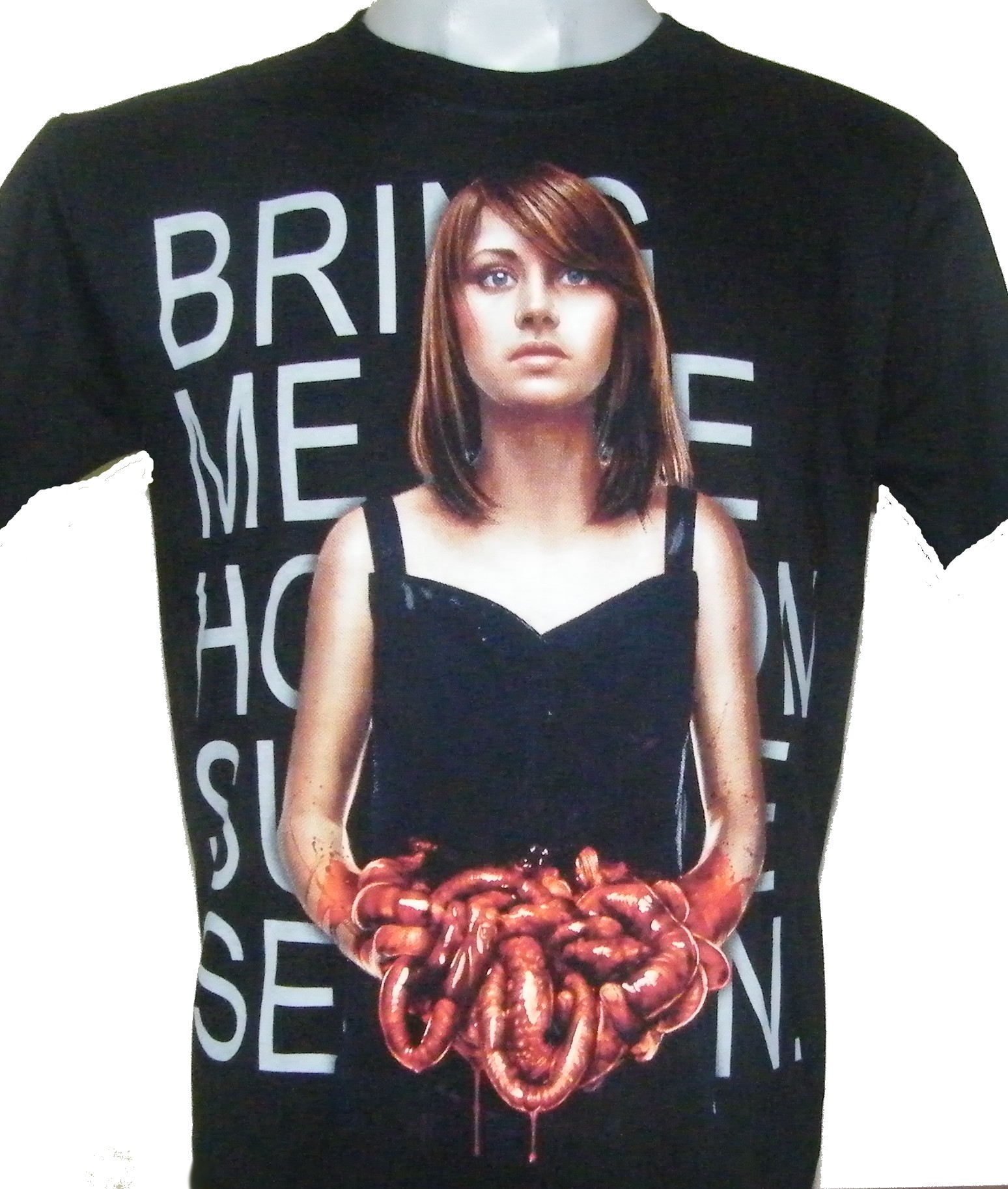 2b434540e Bring Me The Horizon t-shirt Suicide Season size S – RoxxBKK