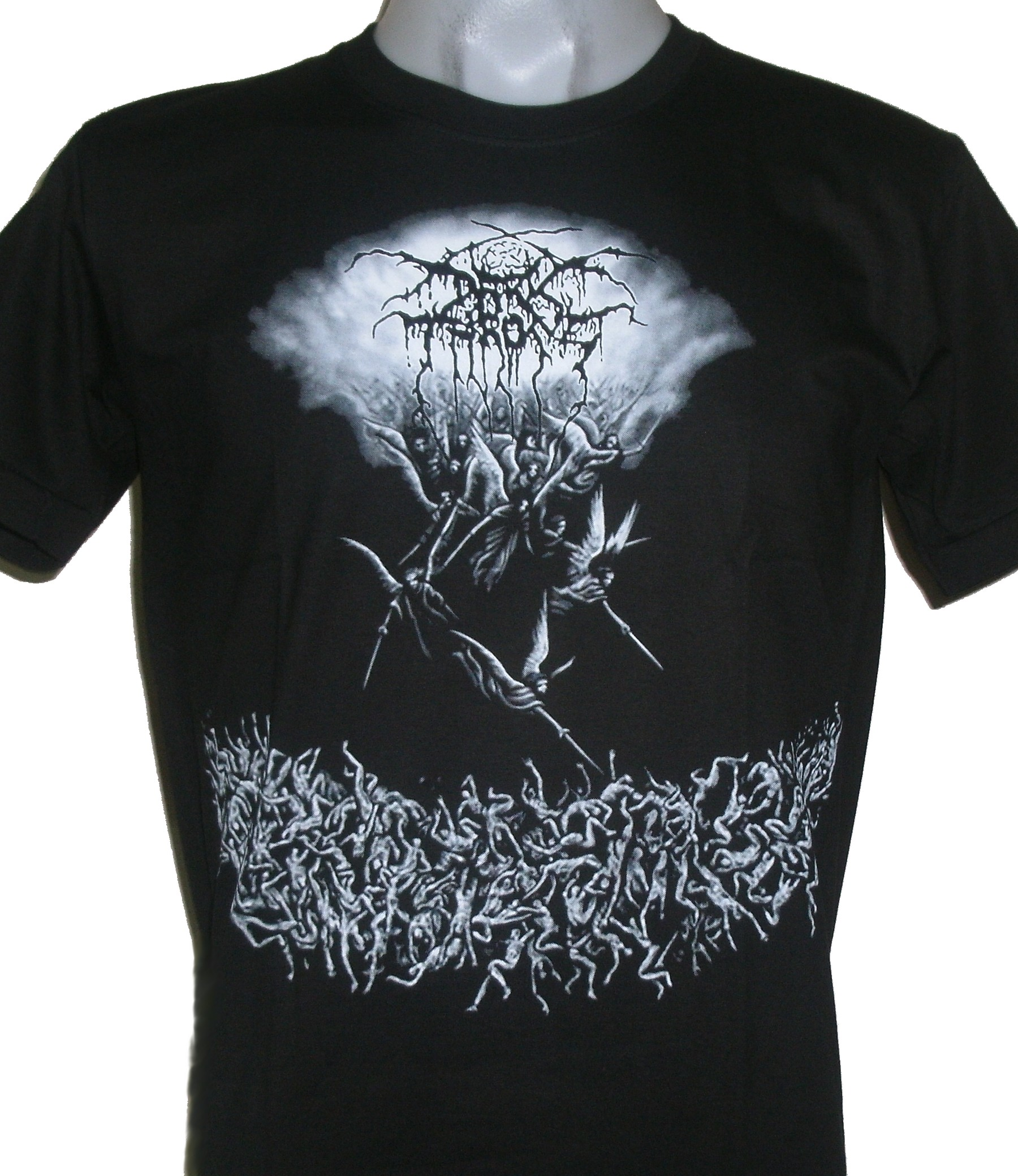 Darkthrone UNISEX Mens LONG SLEEVE Black Rock Shirt NEW Sizes S-3XL