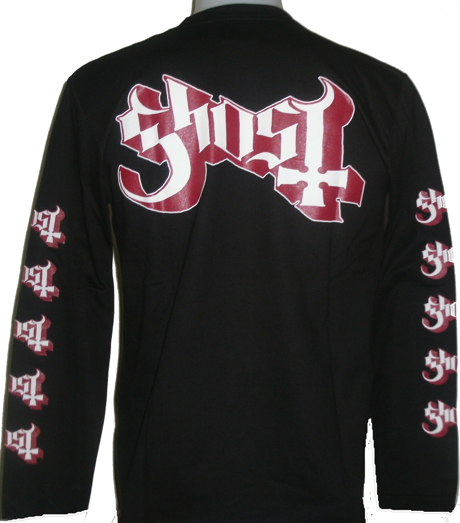 a700376ce Ghost long-sleeved t-shirt size S – RoxxBKK