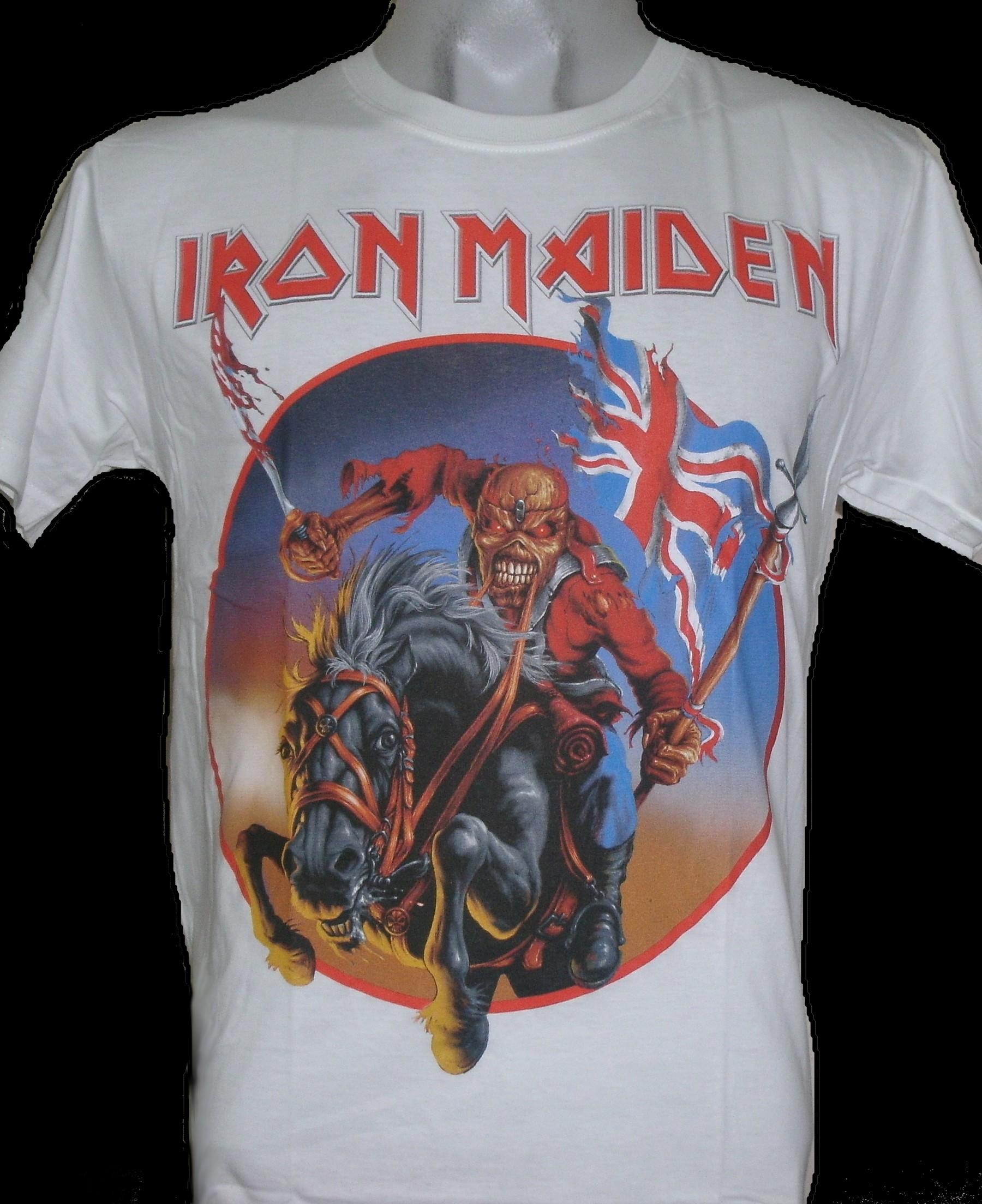38e8037b Iron Maiden t-shirt size L – RoxxBKK