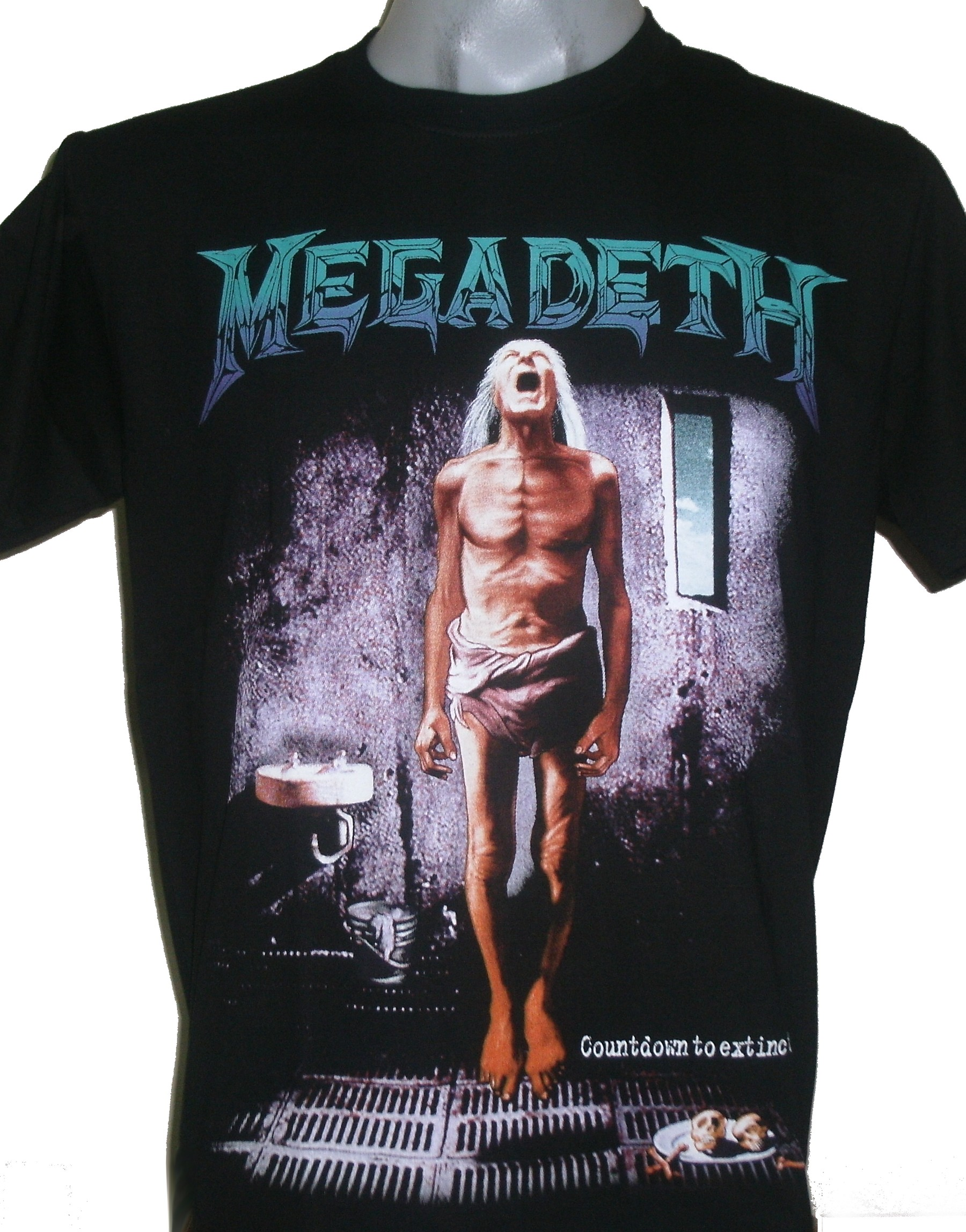 250c8cae7 Megadeth t-shirt Countdown to Extinction size M – RoxxBKK