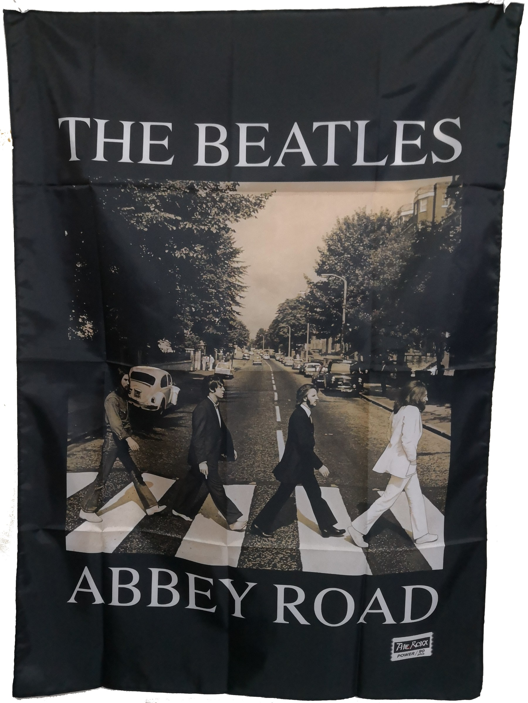 The Beatles Large Poster Flag Abbey Road