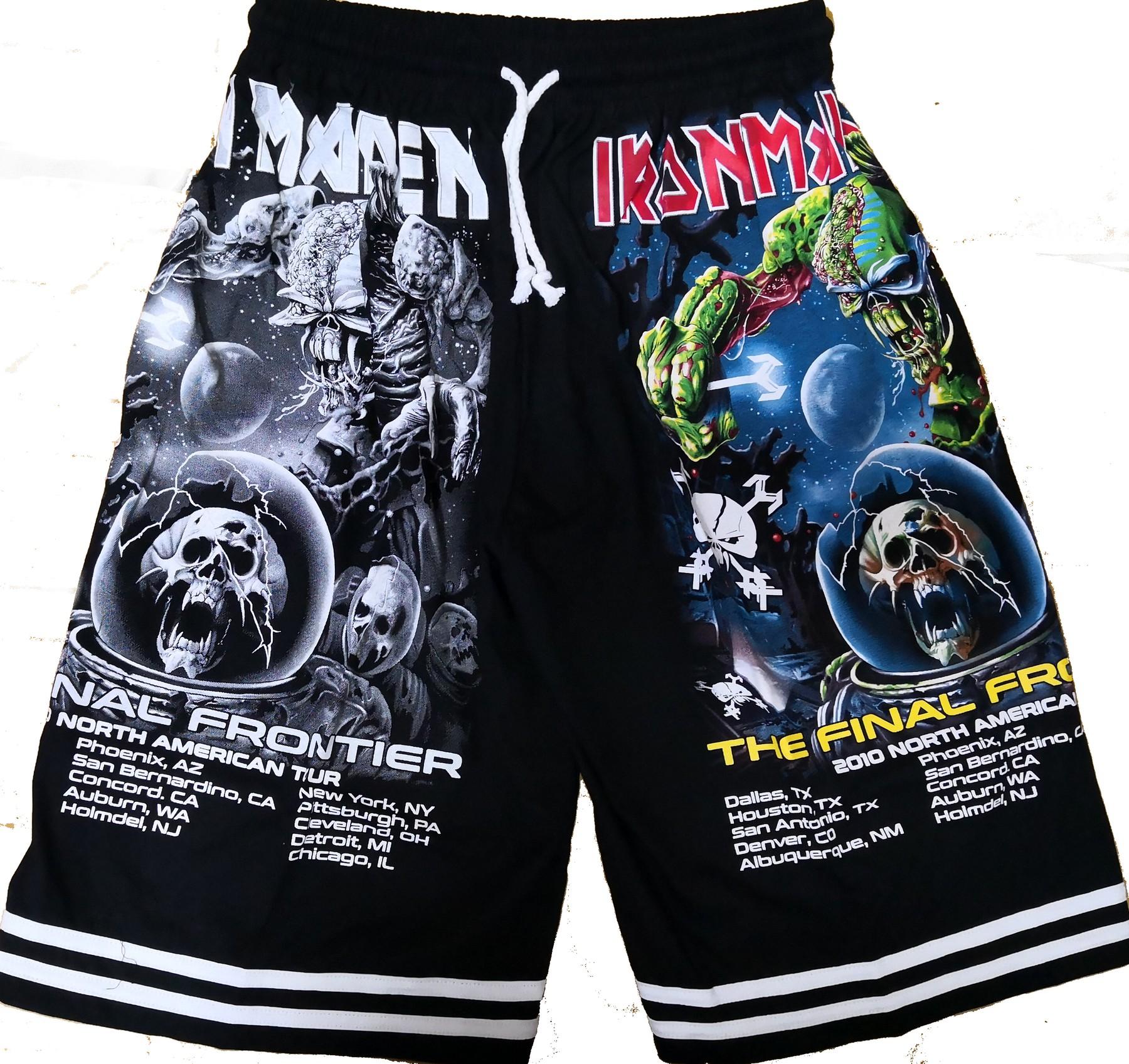 c8f811c81c Iron Maiden shorts The Final Frontier – RoxxBKK