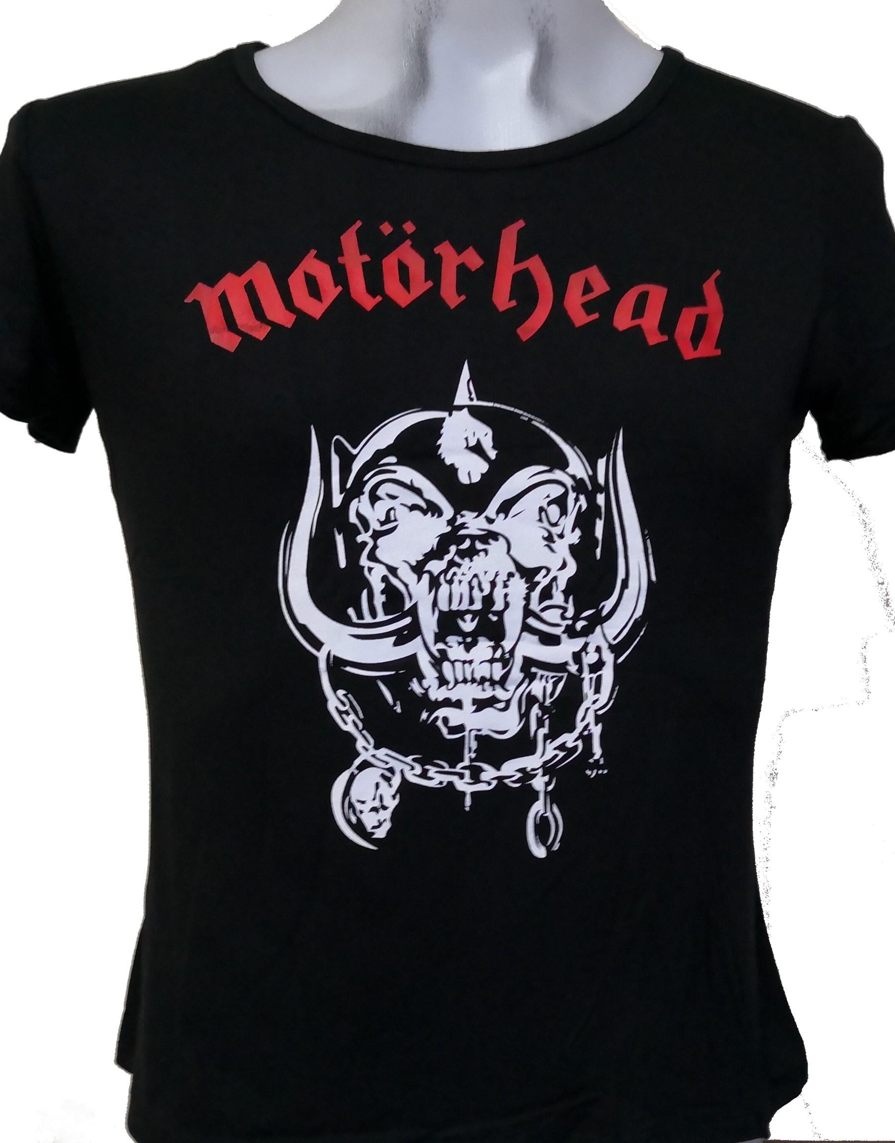 abebd2e91507 Motorhead girly t-shirt size XL – RoxxBKK