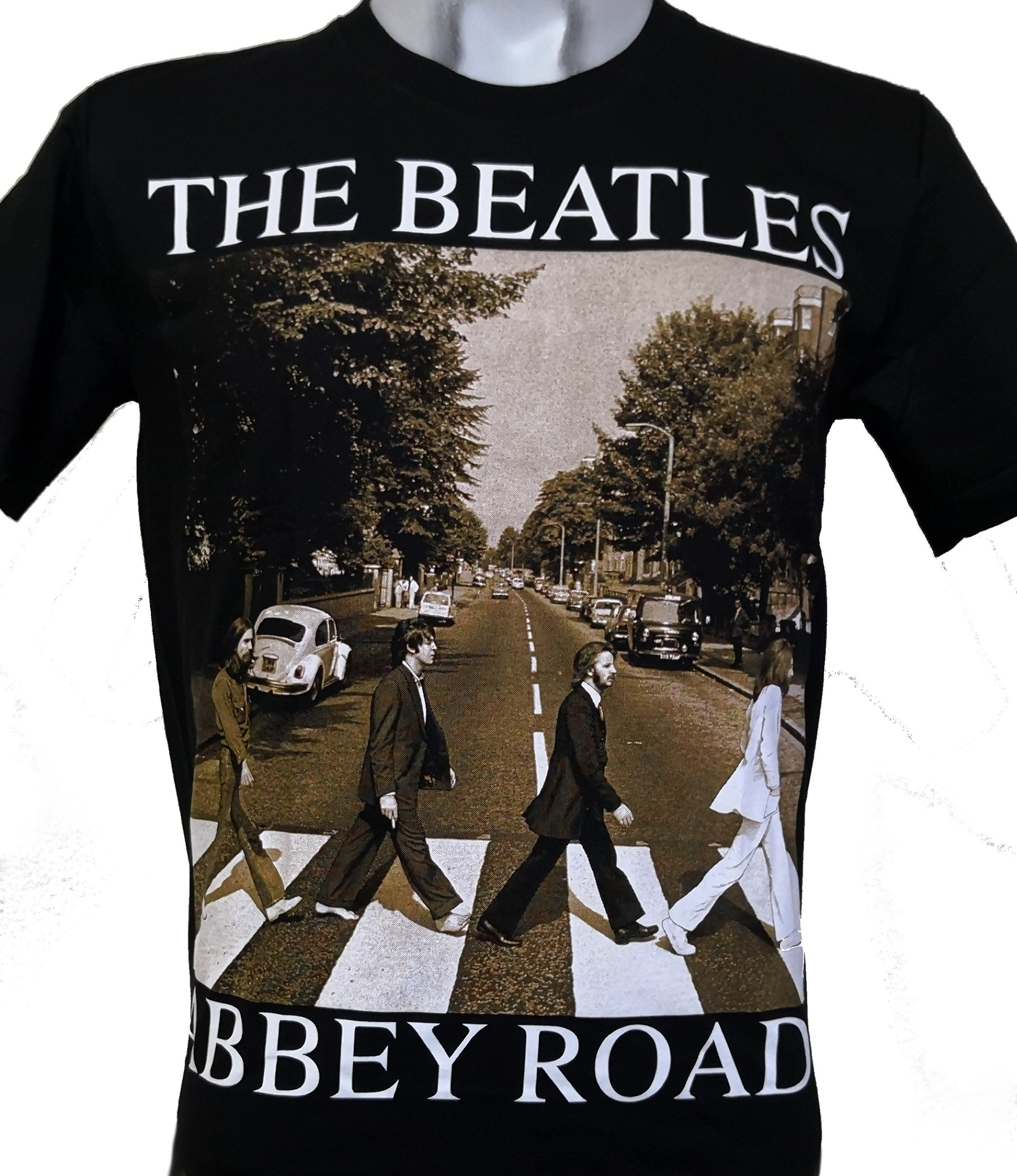 The Beatles t shirt Abbey Road size L