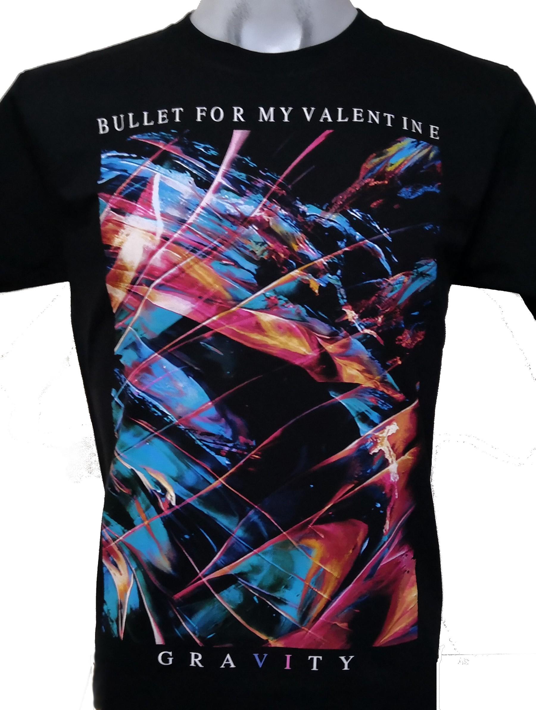 Bullet For My Valentine T Shirt Gravity Size L Roxxbkk Hoodie