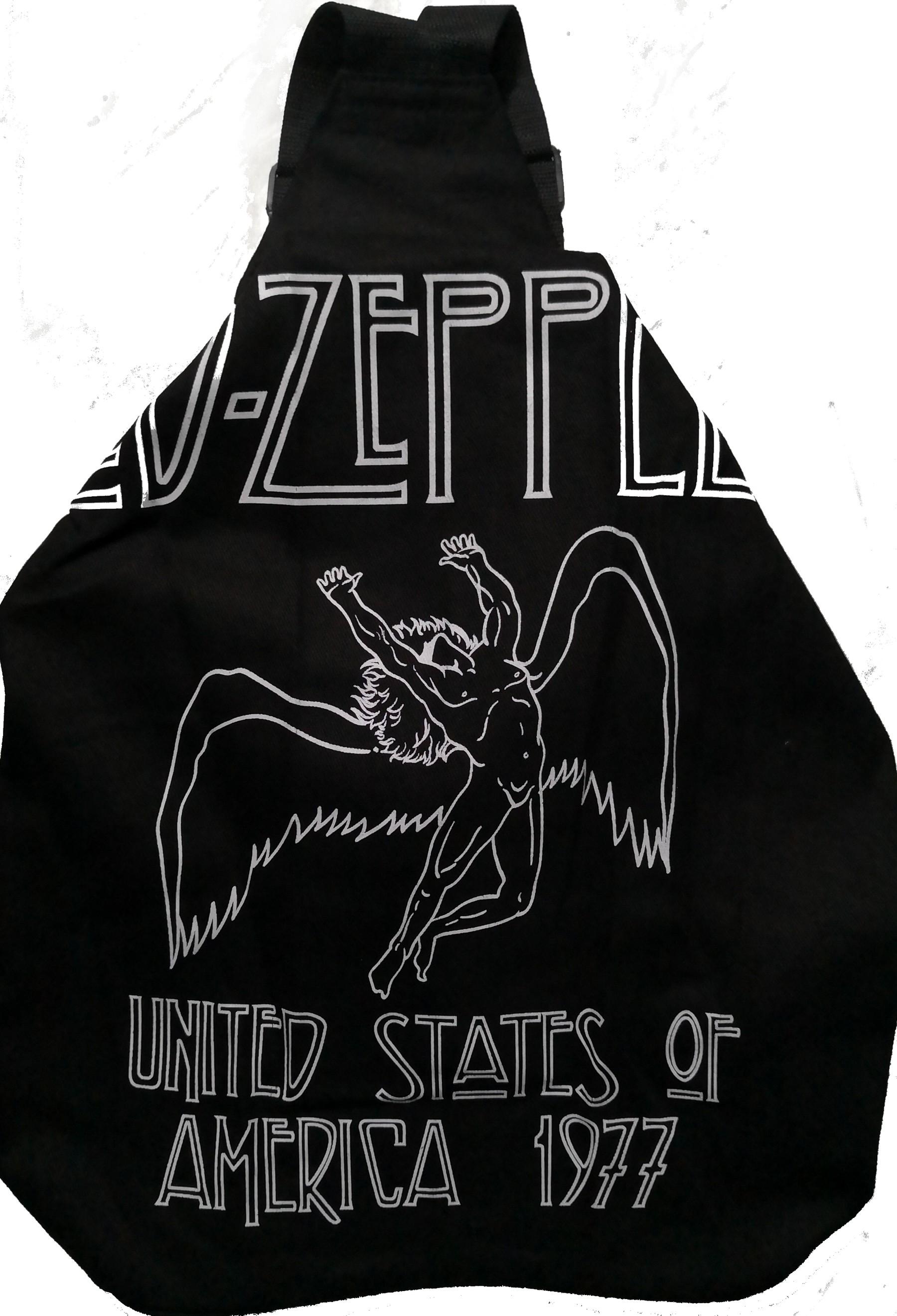 356f35693319f Led Zeppelin backpack United States of America 1977 – RoxxBKK