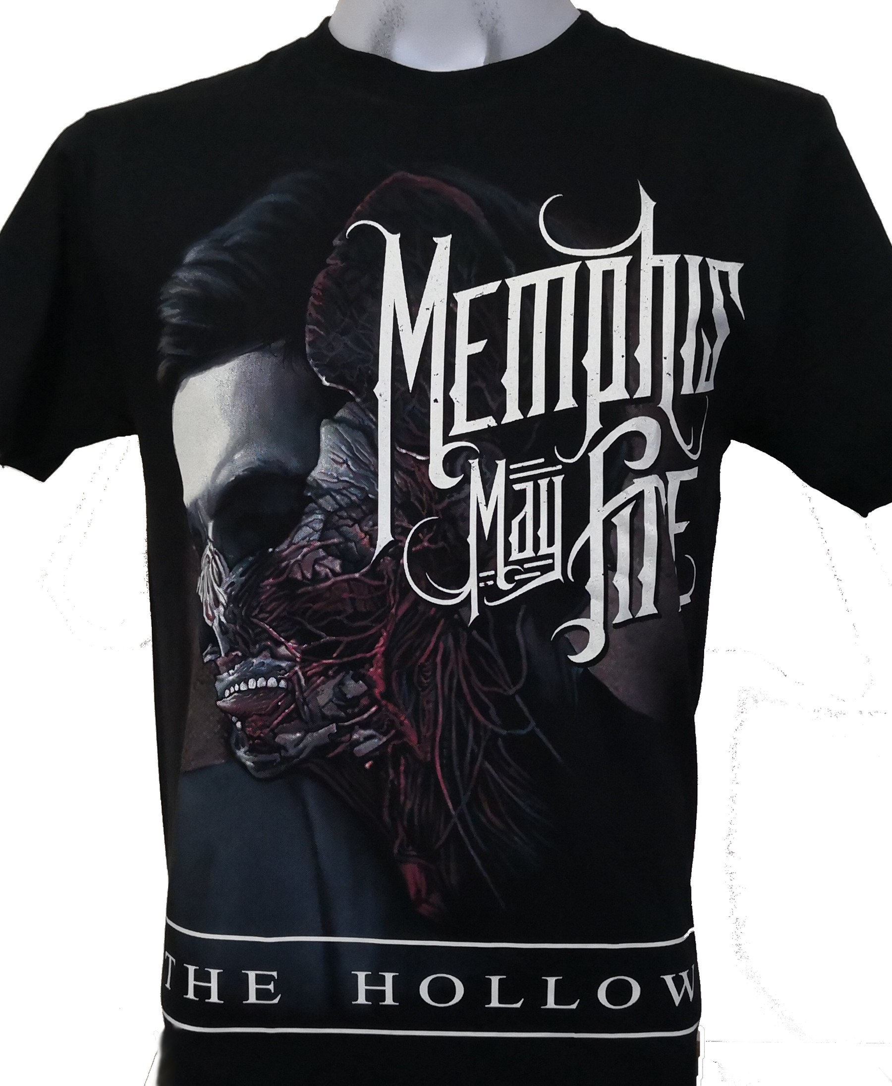 a5cfe9ff Memphis May Fire t-shirt The Hollow size M – RoxxBKK