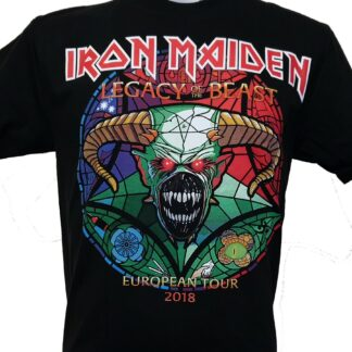 0f4ed0dca Iron Maiden t-shirt Legacy of the Beast size M