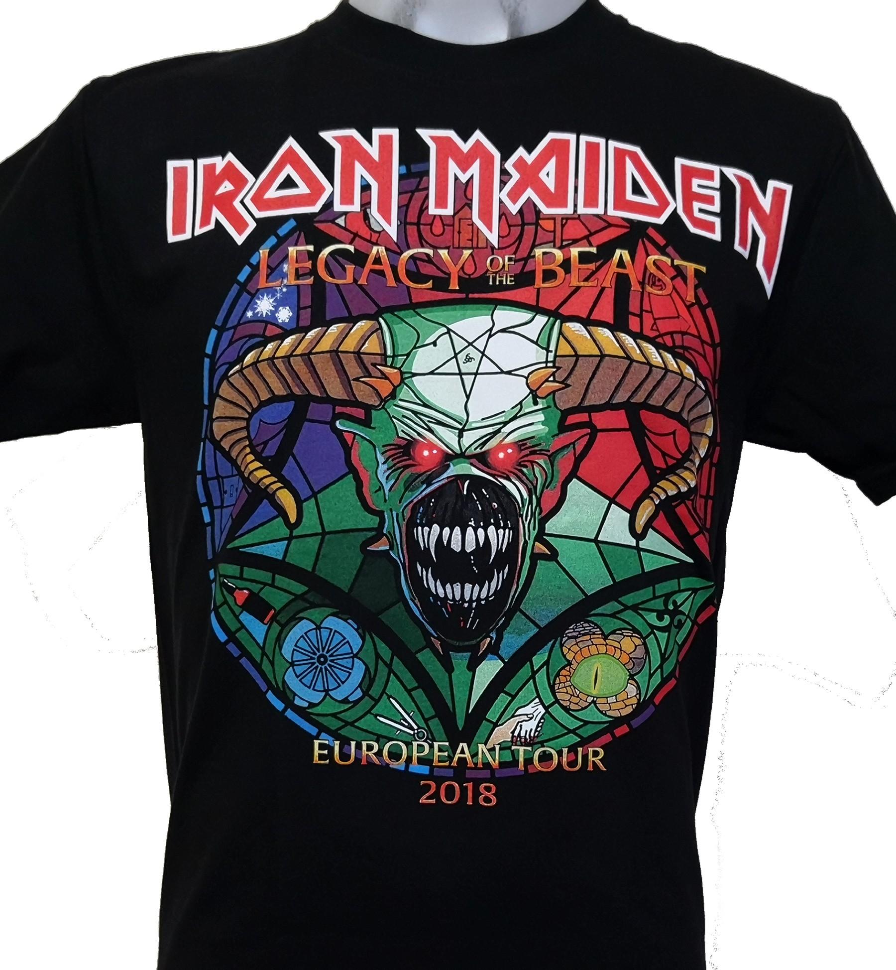 c090d4a2 Iron Maiden t-shirt Legacy of the Beast size L – RoxxBKK
