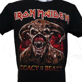 6c2c8370c Iron Maiden t-shirt Legacy of the Beast size L