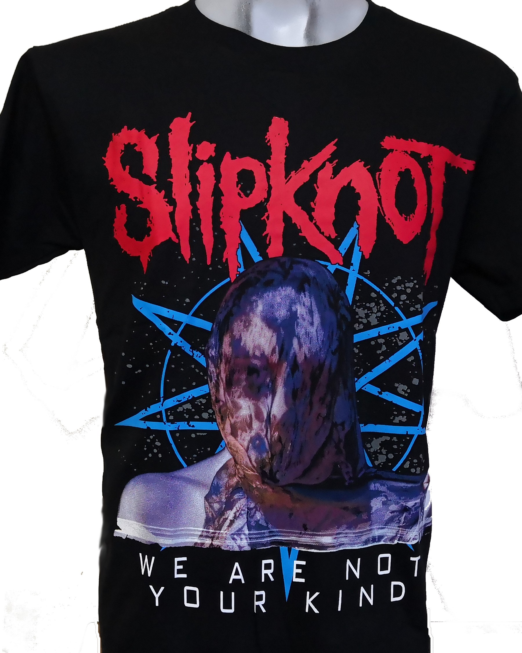 Slipknot t-shirt We are not Your Kind size XL